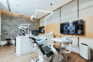 Modern Dentist office in Taiwan